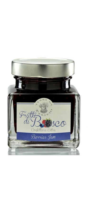 Extra Wood Berry Jam