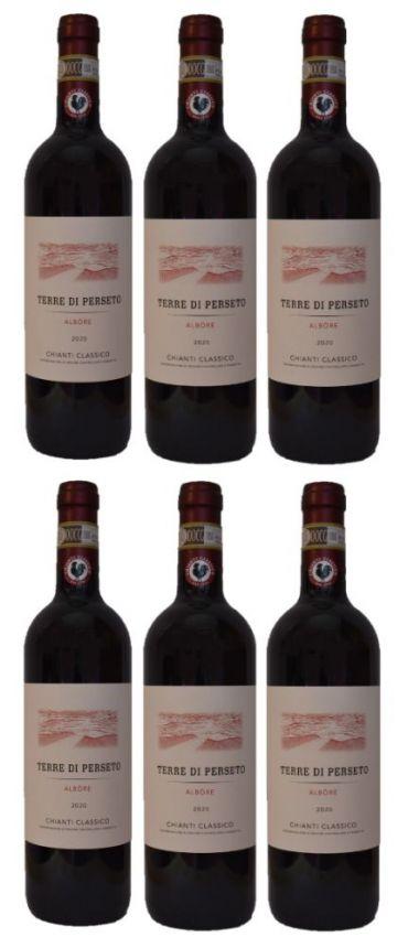 6 ALBORE 2019 - CHIANTI CLASSICO DOCG RED WINE