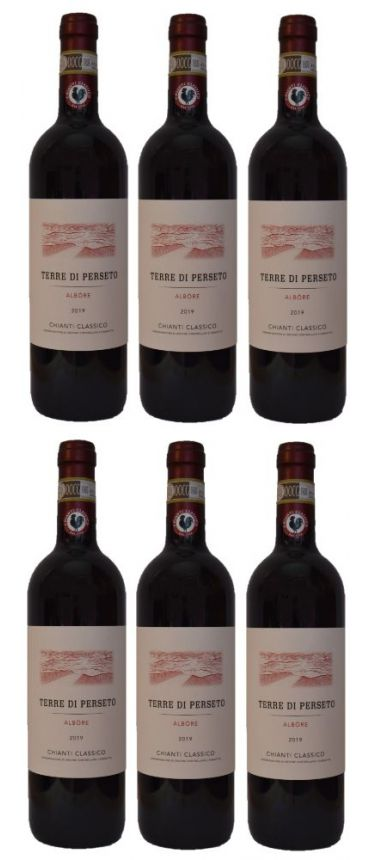 TASTING PACKAGE of 6 RED WINES (CHIANTI CLASSICO & IGT)