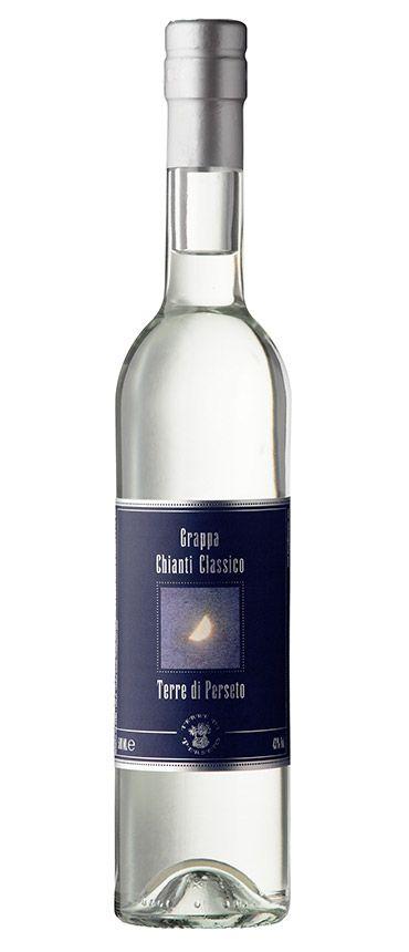 Chianti Classico\'s Grappa