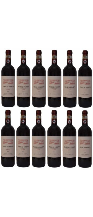 12 ALBORE 2019 - CHIANTI CLASSICO DOCG RED WINE