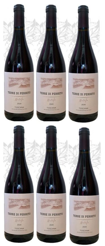 6 Metello IGT Toscana Rosso - YEAR 2020