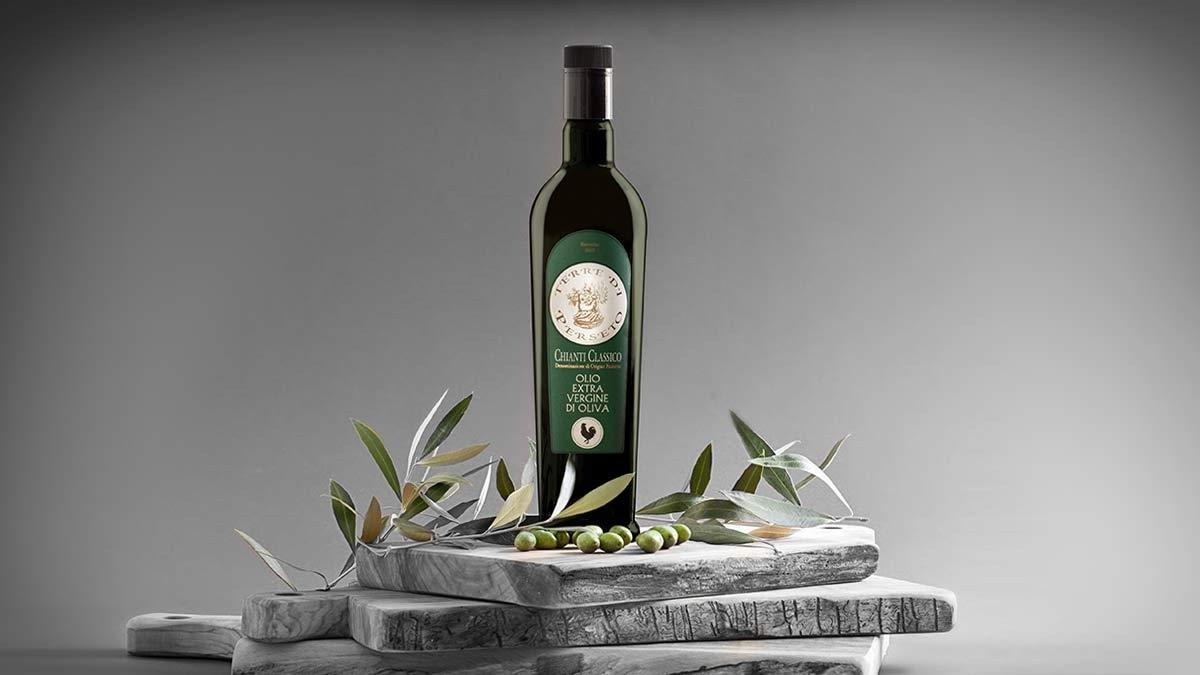 3 bott. da 500ML Olio Extra Vergine d\'Oliva DOP Chianti Classico - 6 Bottigllie da 500ML
