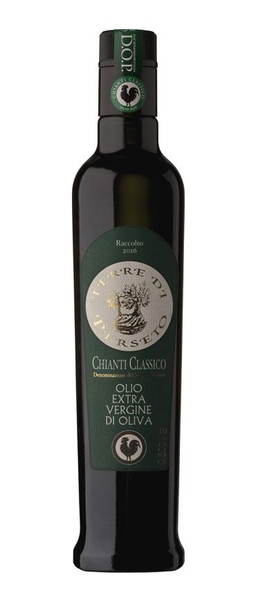 Olio Extra Vergine d\'Oliva DOP Chianti Classico