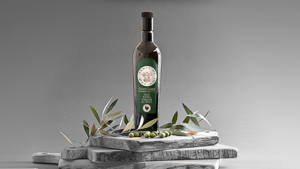 3 LITERS-CAN of Chianti Classico\'s DOP Extra Virgin Olive Oil
