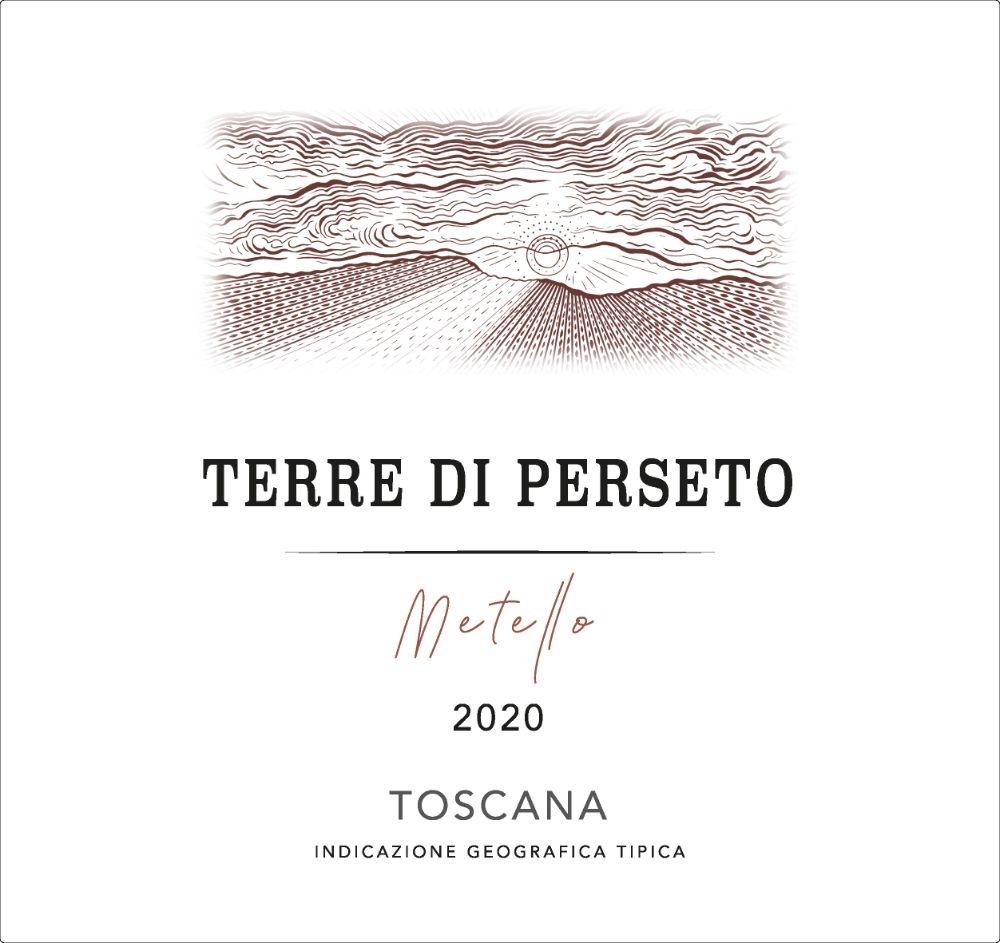 6 Metello IGT Toscana Rosso - ANNATA 2020