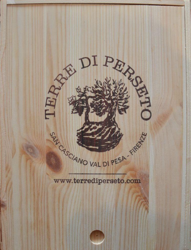 DISCOVERY WOOD CASE CHIANTI & VIN SANTO wines