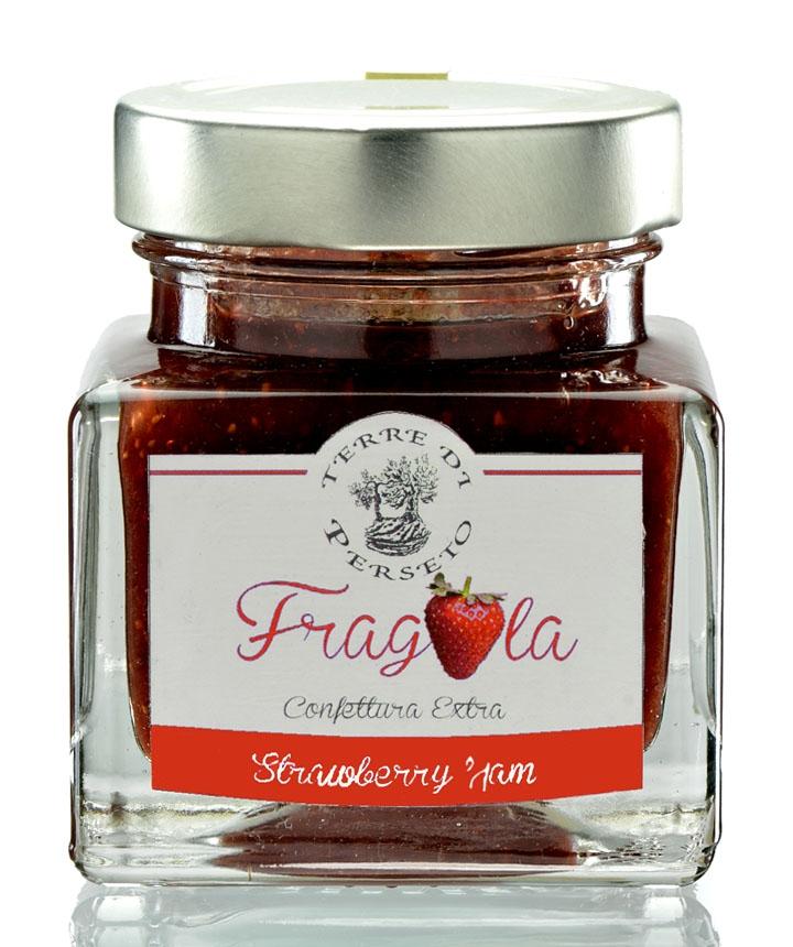 Extra Strawberry Jam
