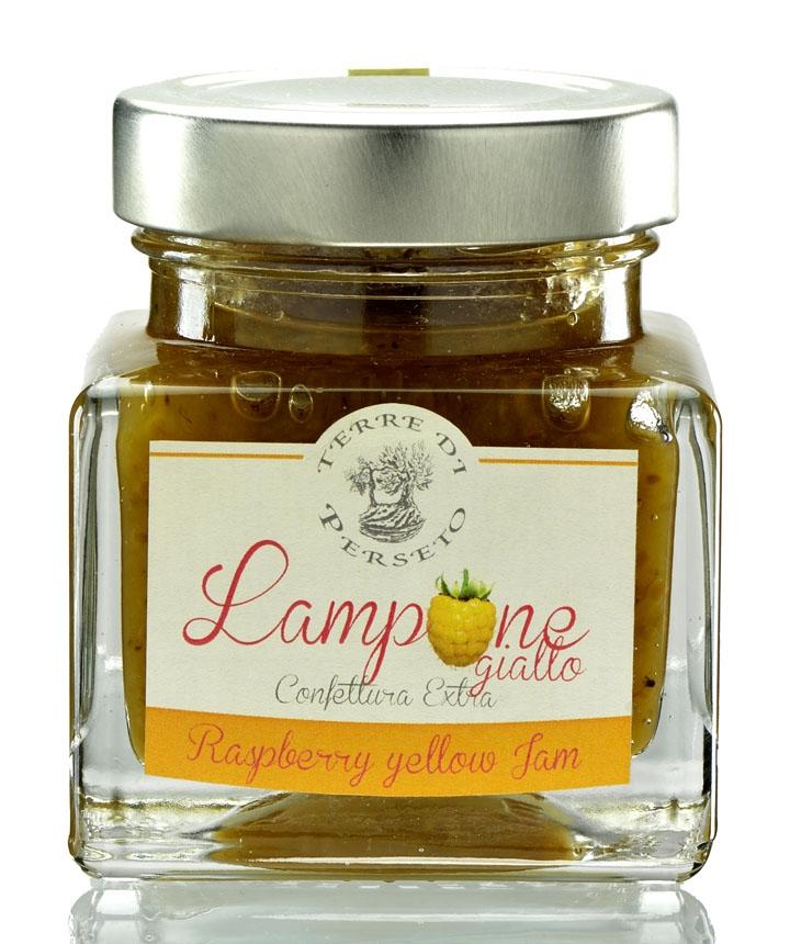 Extra Yellow Rasberry Jam